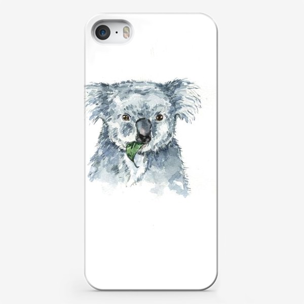 Чехол iPhone «Милая коала»