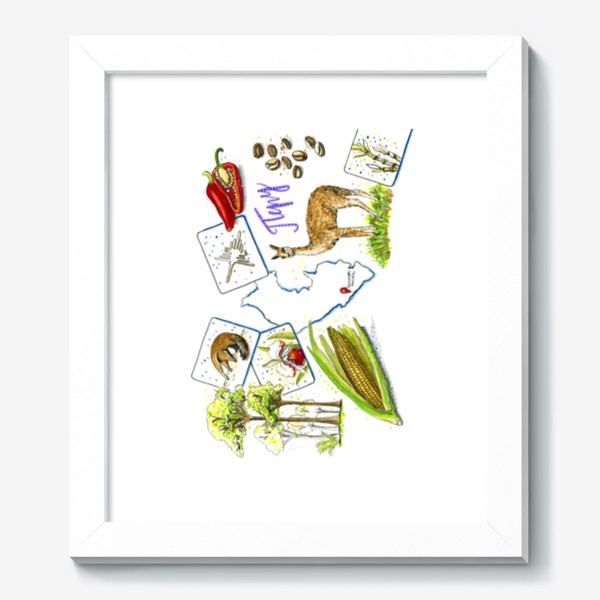 Картина «ПЕРУ»
