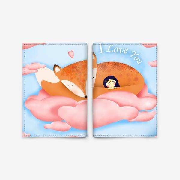 Обложка для паспорта «Sweet»