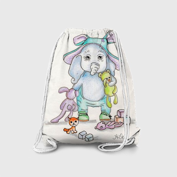 Рюкзак «Слоник»