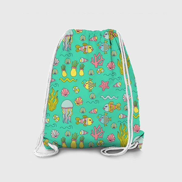 Рюкзак «Море»