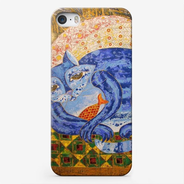 Чехол iPhone «Домашний ангел»