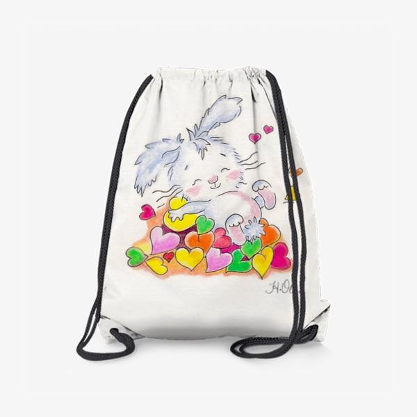 Рюкзак «Зайчик»
