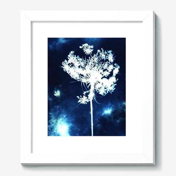 Картина «Полевой цветок»