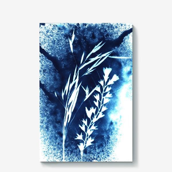 Холст «Травы»