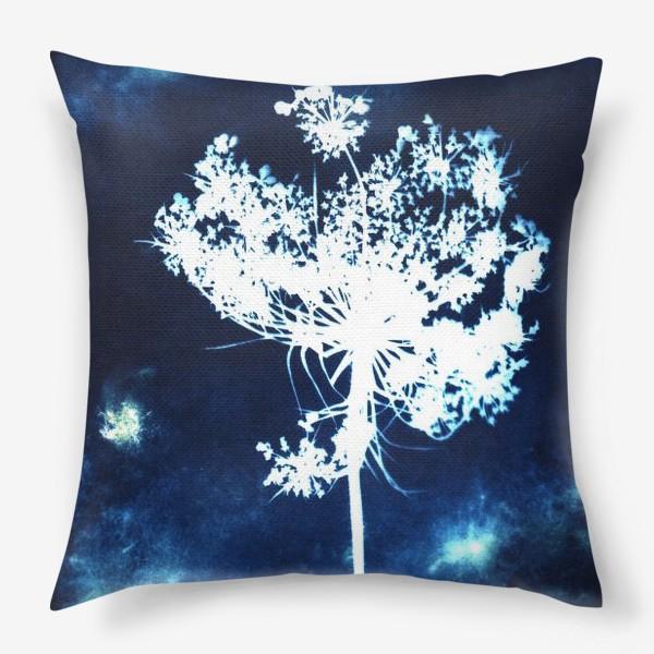 Подушка «Полевой цветок»