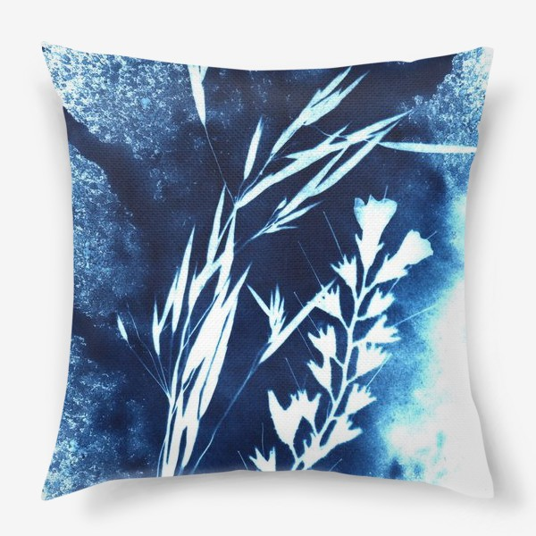 Подушка «Травы»