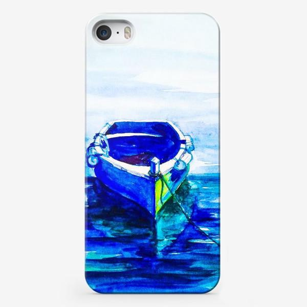 Чехол iPhone «Лодка»