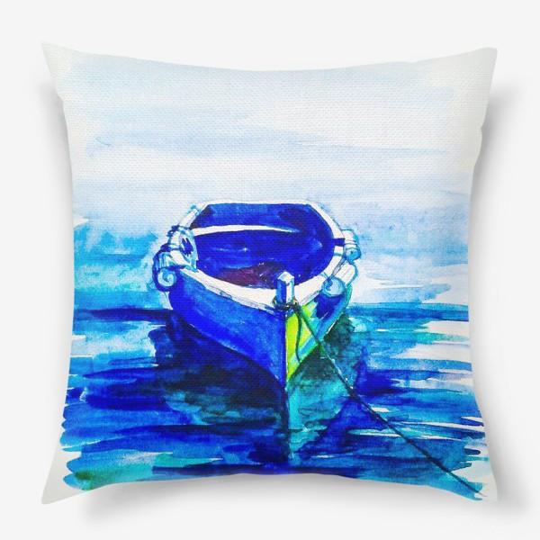 Подушка «Лодка»