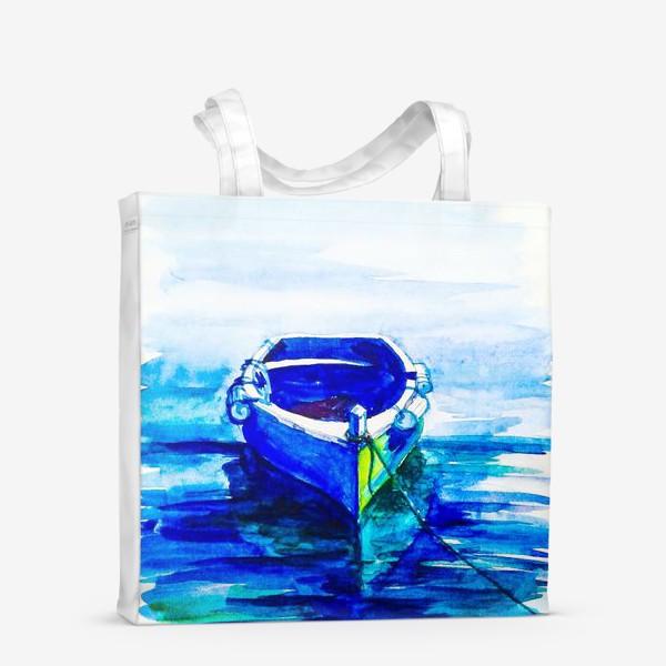 Сумка-шоппер «Лодка»