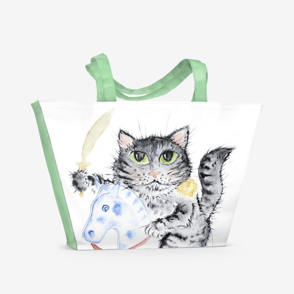 Пляжная сумка «Кавалерист»