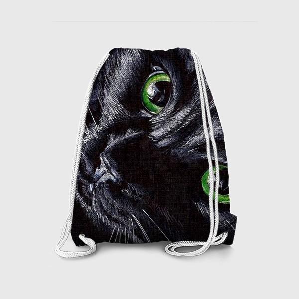 Рюкзак «Черный кот»