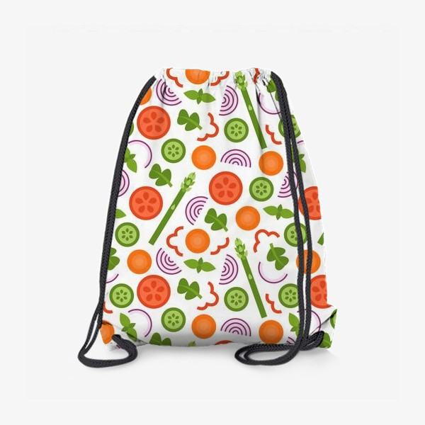 Рюкзак «Овощное танго»