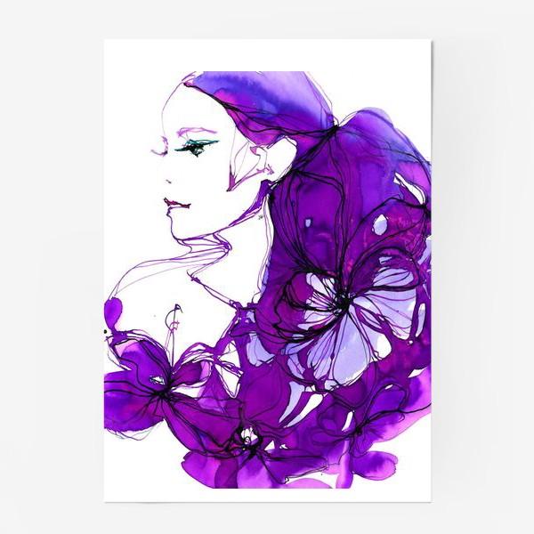 Постер «violet»