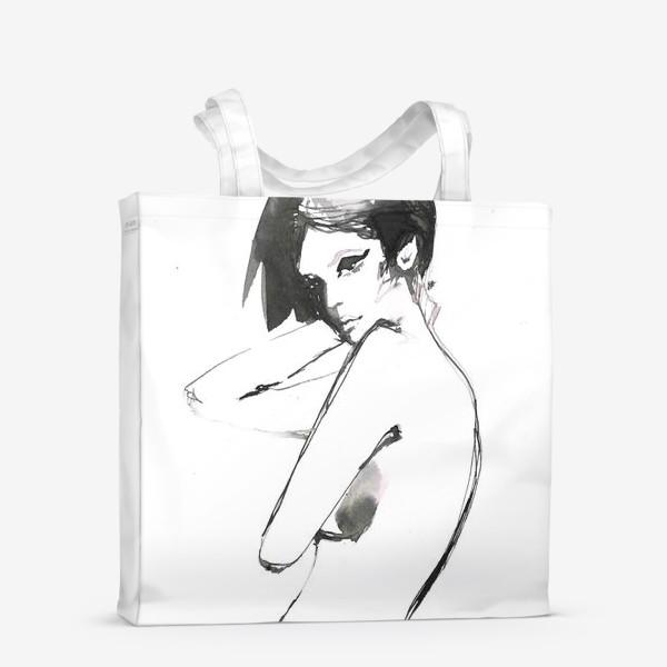 Сумка-шоппер «Sexy lady»