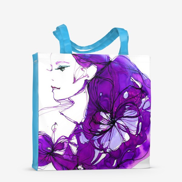 Сумка-шоппер «violet»