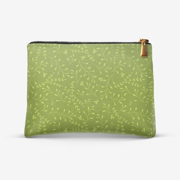 Косметичка «Зеленый луг»