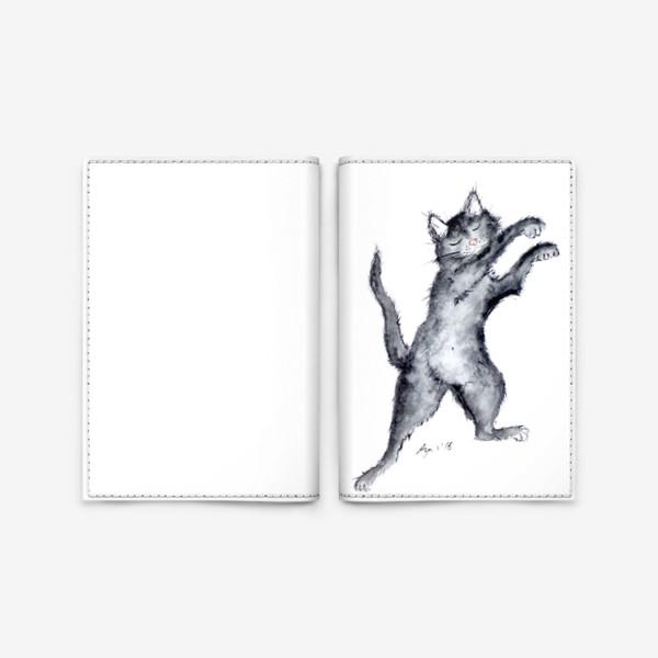 Обложка для паспорта «Танцор. Чувствуй ритм...»