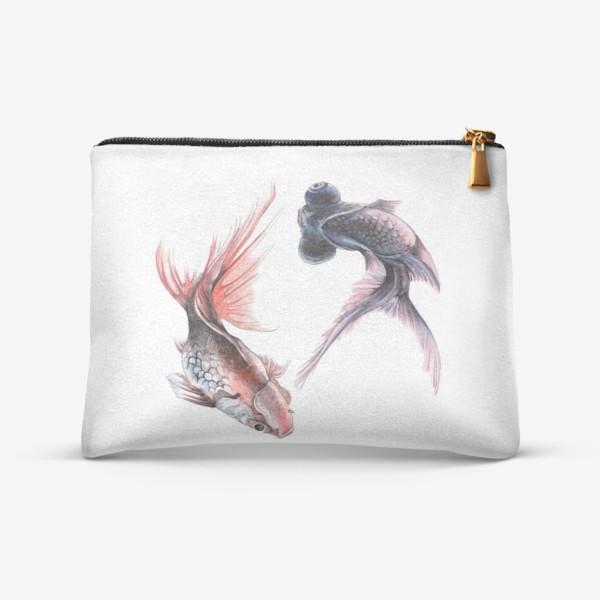 Косметичка «Рыбки»