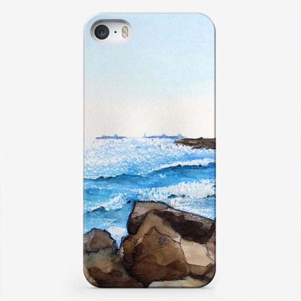 Чехол iPhone «Дальнее плавание»