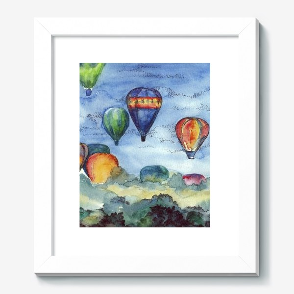 Картина «Воздушные шары»