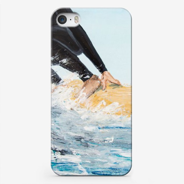 Чехол iPhone «серфер»