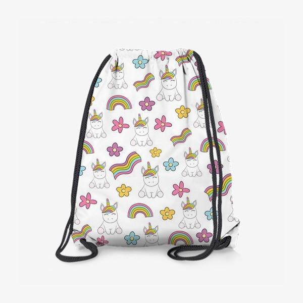 Рюкзак «Волшебный мир»