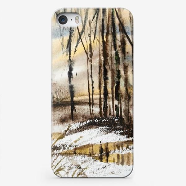 Чехол iPhone «Весенний этюд»