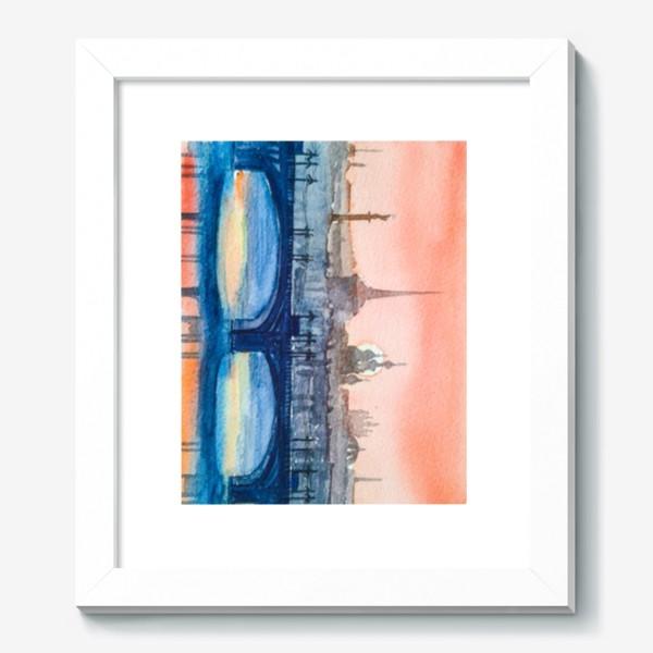Картина «Мосты Петербурга»