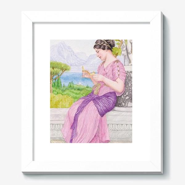 Картина «Акварельная репродукция Дж. Уил. Годварда»