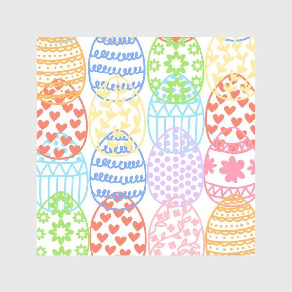 Скатерть «Пасхальные яйца»