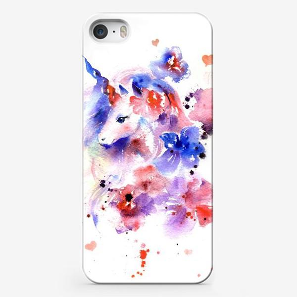 Чехол iPhone «Единорог»