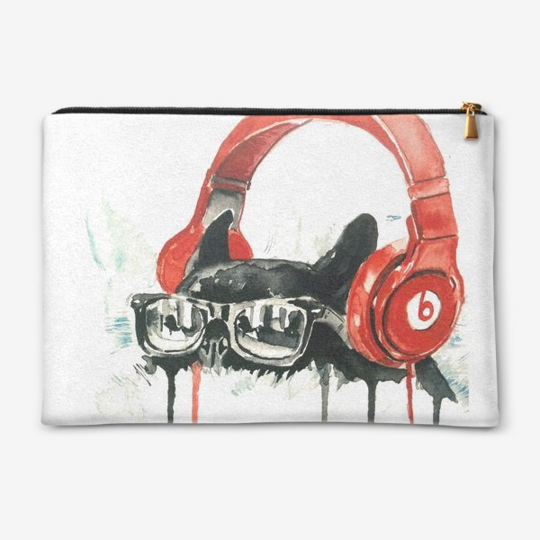 Косметичка «Beats by Dre»