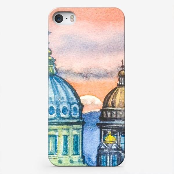 Чехол iPhone «Соборы Петербурга»