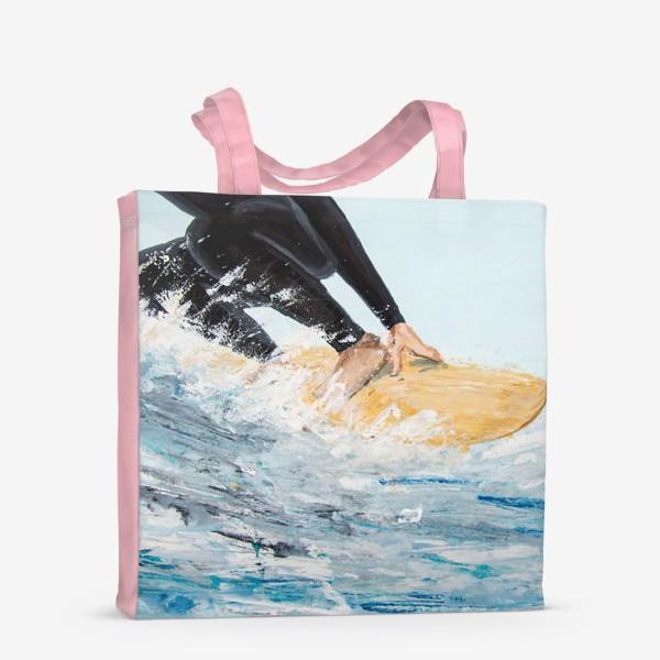 Сумка-шоппер «серфер»