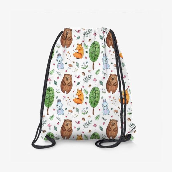 Рюкзак «Мишка и друзья»