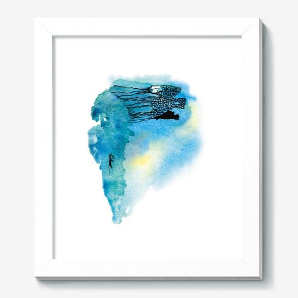 Картина «За тех, кто в море.»