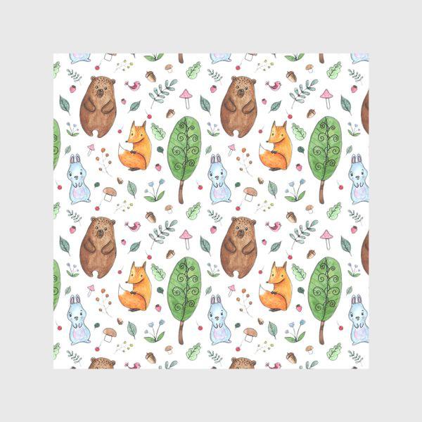 Скатерть «Мишка и друзья»