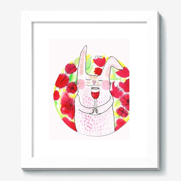 Картина «Заяц»