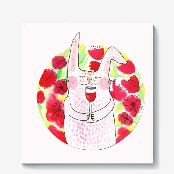 Холст «Заяц»