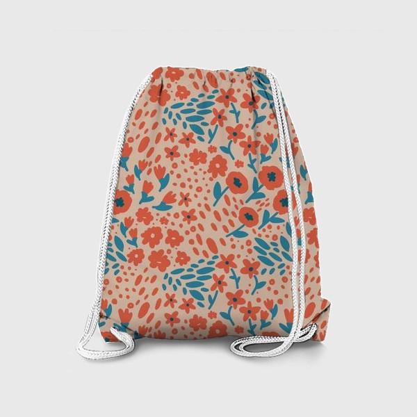 Рюкзак «folkloric flowers»