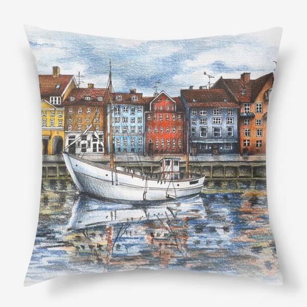 Подушка «Копенгаген 1»