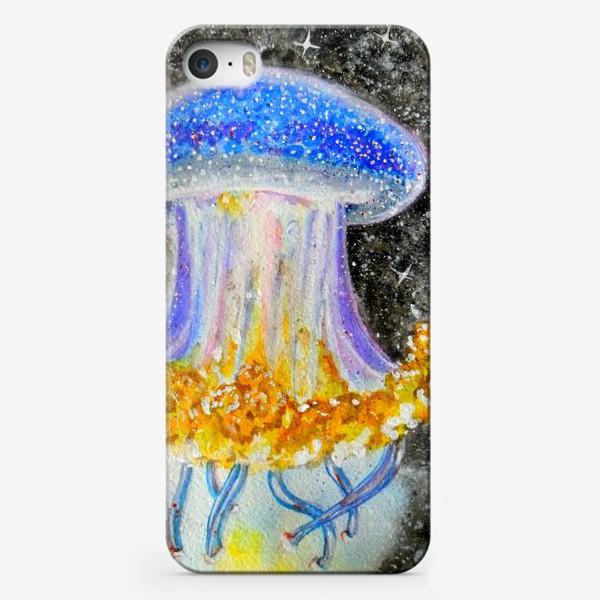 Чехол iPhone «Медуза»