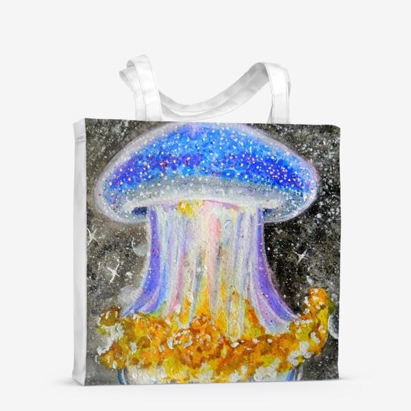 Сумка-шоппер «Медуза»
