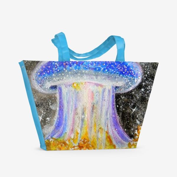 Пляжная сумка «Медуза»