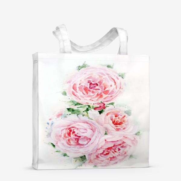 Сумка-шоппер «Розы»