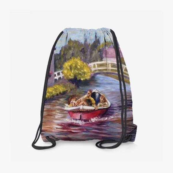 Рюкзак «Счастливое лето»