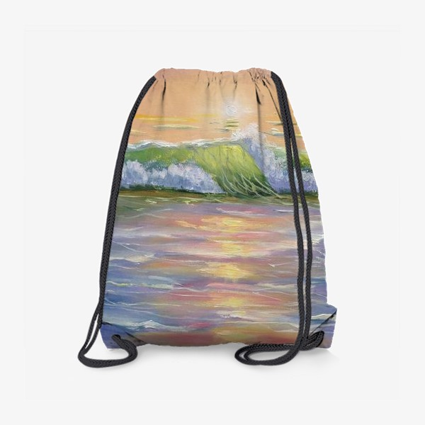Рюкзак «Восход над морем»