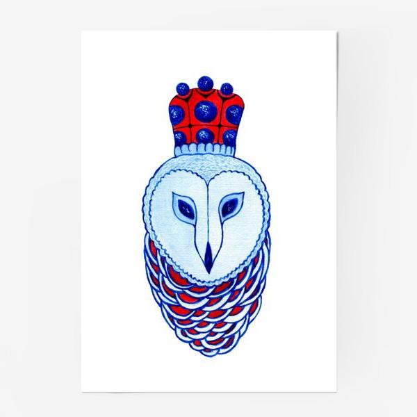 Постер «Сова. Королева ночи»