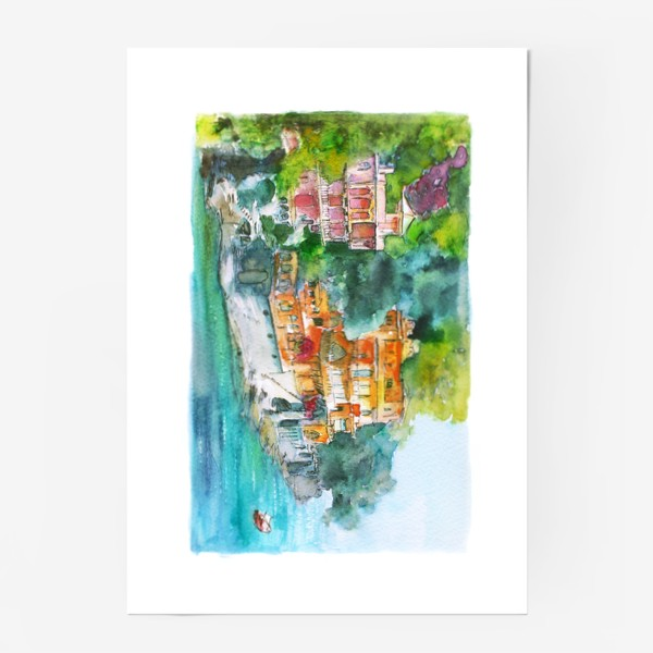 Постер «Dream place»
